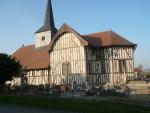 Eglise à Pans de Bois - Lac du Der©AC. Mécuson-Coll.CDT Marne (7)